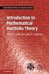 Introduction to Mathematical Portfolio Theory (International Series on Actuarial Science)