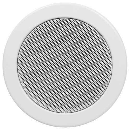 'Altavoz empotrable Hollywood DL de 13, 136 mm de diámetro, 60 W, Color Blanco