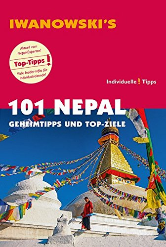 101 Nepal - Reiseführer von Iwanowski: Geheimtipps gebraucht kaufen  Wird an jeden Ort in Deutschland