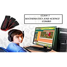 Heavenzr Technologies Class 5 COMBO (Mathematics And Science) Study Tool In Pendrive