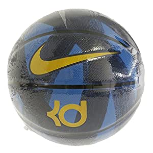 Nike KD Kevin Durant voller Größe Basketball Blau/Gelb