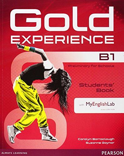 Gold experience. B1. Student's book. Con e-book. Con espansione online Per le Scuole superiori. Con Multi-ROM