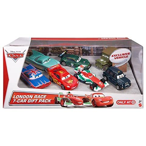 Disney Cars Tokyo Race 7 Car Gift Pack by Disney