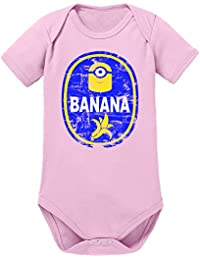 Touchlines Unisex Baby Body Banana