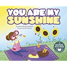 You Are My Sunshine (Tangled Tunes) by Blake Hoena (2016-01-01)