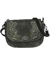 022dff110e573 Domelo Tracht Damen kleine Trachtentasche Dirndltasche Umhängetasche  Schultertasche Frauentasche Handtasche Oktoberfest Tasche klein…