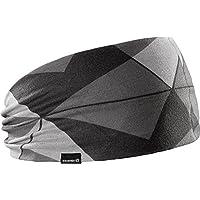 Salomon Unisexe Bandeau de Sport, LIGHT HEADBAND, Taille Unique, Gris, L40054300