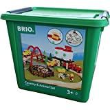 BRIO Countryside Set mit Silo