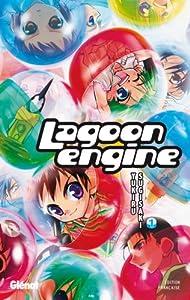 Lagoon engine Edition simple Tome 1