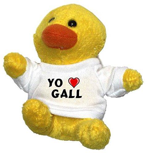 pollo-de-peluche-llavero-con-amo-gall-en-la-camiseta-nombre-de-pila-apellido-apodo
