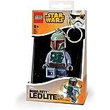Lego Lights Boba Fett - Llavero con figura