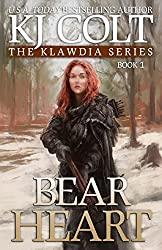 Bear Heart (Klawdia series Book 1) (English Edition)