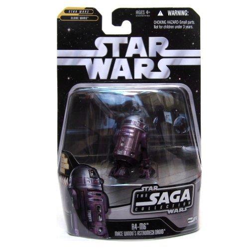 Saga Collection R4-M6 Mace Windu`s Astromech Droid TSC074 ()