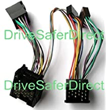 INKA-902804-40-3A ISO SOT Mute Lead for Parrot CK3100, CK3200, MKi9100, MKi9200 and other ISO handsfree kits for vehicles: BMW 3-seriesE30, BMW 3-seriesE36, BMW 3-series E46, BMW 5-series E34, BMW 5-series E39, BMW 7-series, BMW 8-series E31, BMW X5 E53, BMW Z3, BMW Mini One/Cooper/Cooper S i, BMW Mini One/Cooper/Cooper S by Inkars