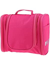 LAZYMARTS HIGH QUALITY Elegant Waterproof Travel Bag Beauty Make Up Toiletry Wash Bag Organize