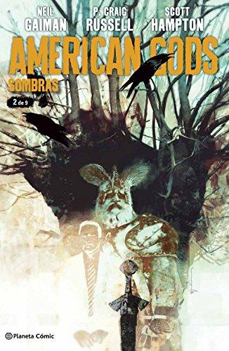 American Gods Sombras nº 02/09 (Independientes USA) por NEil Gaiman