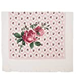 Clayre & Eef CTLOR Gästehandtuch Lovely Rose