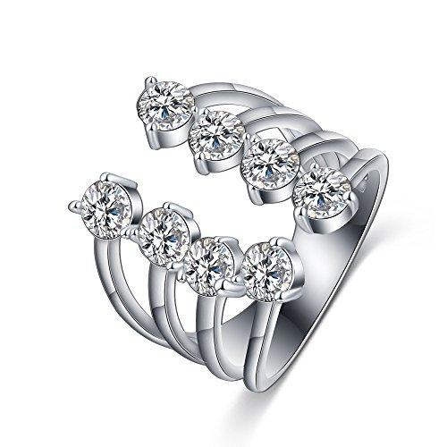trolux-tm-bandas-y-cuatro-joyersa-de-alibaba-aliexpress-nuevo-diseo-abierto-fino-anillo-plateado-pla