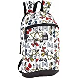 Safta Mini Mochila Minnie Mouse Icons Oficial Uso Diario 220x100x390mm