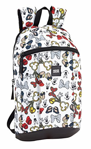 8fd6f3e466d Minnie Mouse Icons Official Mini Backpack for Everyday Use