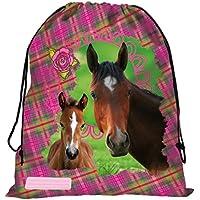 Maxi & Mini - CHEVAUX SAC A CHAUSSURES PISCINE ECOLE SPORT PLAGE NOUVEAUTÉ CHEVAL PONEY HORSES