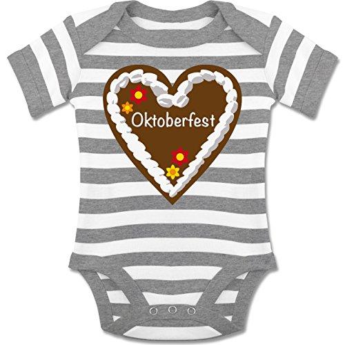oktoberfest-baby-lebkuchenherz-oktoberfest-6-12-monate-grau-meliert-weiss-bz10s-gestreifter-kurzarm-
