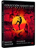 Karate Kid 1-4 (Edición 2017) [DVD]