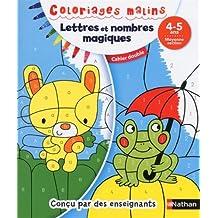 Amazonfr Coloriage Magique Maternelle Livres