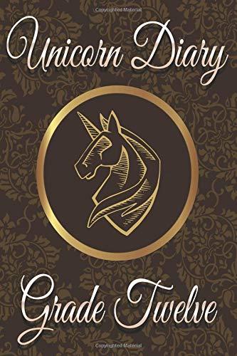 Twelve: Unicorn Blank Notebook ()
