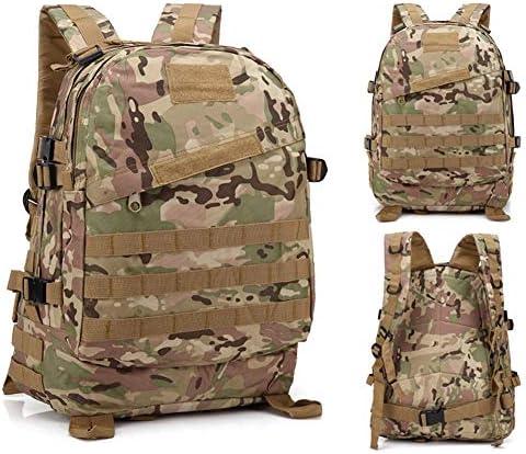 4a69edcb9d Wanmeiwei Zaino tattico Mimetico Impermeabile Oxford Zaino Zaino Zaino  Militare Mimetico Sport all'Aria Aperta, Coloreee CP B07J6GYX5J Parent |  Area di ...