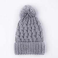 LSY Sombrero de Punto Al Aire Libre Grueso de Invierno de la Moda de Las  Señoras 51430ae2850d