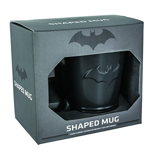 Taza con diseño de Batman, Multicolor