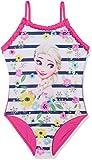 Disney Die Eiskönigin Elsa & Anna Mädchen Badeanzug - pink - 140