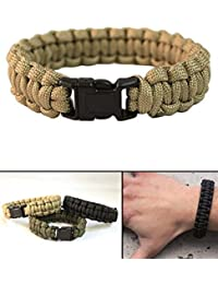 Mil-Tec Paracord Bracelet 22mm Olive
