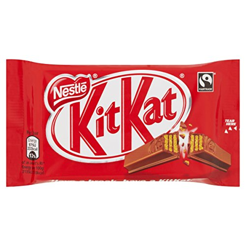 Pack Soda-24 (Kit Kat 4 Finger (Pack of 24))