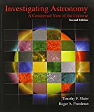 Investigating Astronomy & LaunchPad 6 month access card by Timothy F. Slater (2014-07-15)