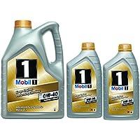Aceite Motor MOBIL 1 FS 0W40 en 7 litros (Nueva Fórmula mejorada)