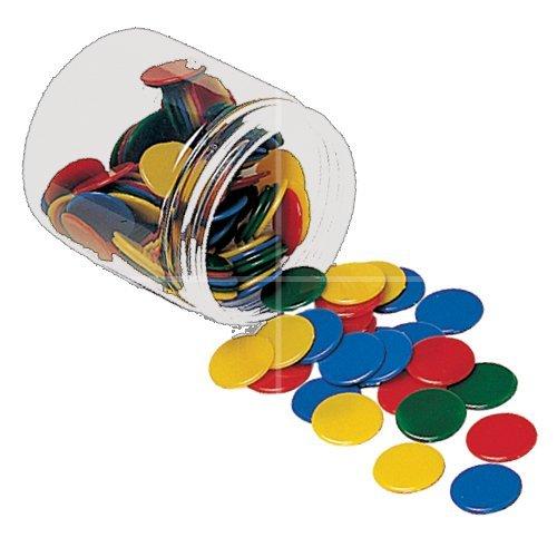 Preisvergleich Produktbild ClubKing Ltd Spielchips im Glas, 22mm