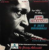 John Coltrane - For you to play - 8 Jazz Originals - Volume 27 - Vinyl