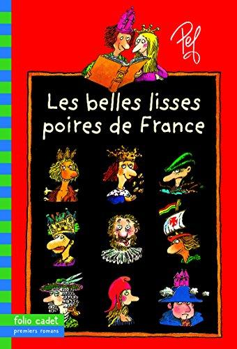 Les belles lisses poires de France: Les livres de classe de Motordu par Pef