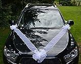 Autoschmuck Autodeko Hochzeit Dekor Verschiedene Variante Komplett (Basis)