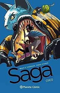 Saga nº 05 par Brian K. Vaughan