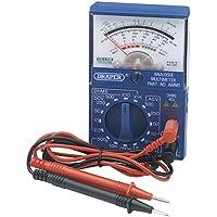 Draper 37317 Multimètre analogique (Import Grande Bretagne)