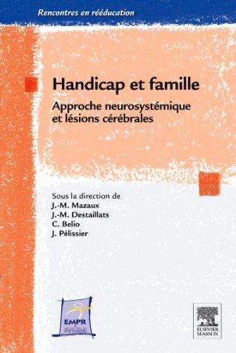 Handicap et famille (Ancien Prix éditeur : 48 euros)