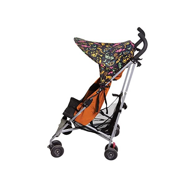 Dreambaby Buddy Extend Stroller (Medium, Shade with Animal Print)