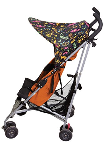 Dreambaby Buddy Extend Stroller (Medium, Shade with Animal Print) 519vHrYmVoL