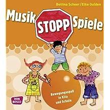 Musikstopp-Spiele: Bewegungsspaß in Kita und Schule