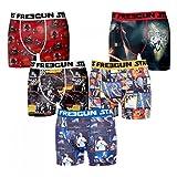 Freegun Herren Boxershort Gr. XX-Large, MULTICOLORS