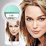 ALLVIEW V2 VIPER S (Hellgrün) Clip auf Selfie Ringlicht,
