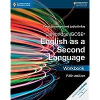 Cambridge IGCSE® English as a Second Language Workbook [Lingua inglese]